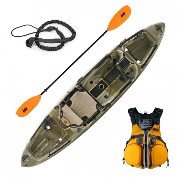 A Great Kayak Package for The Beginner